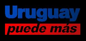 Uruguay puede más logotipo